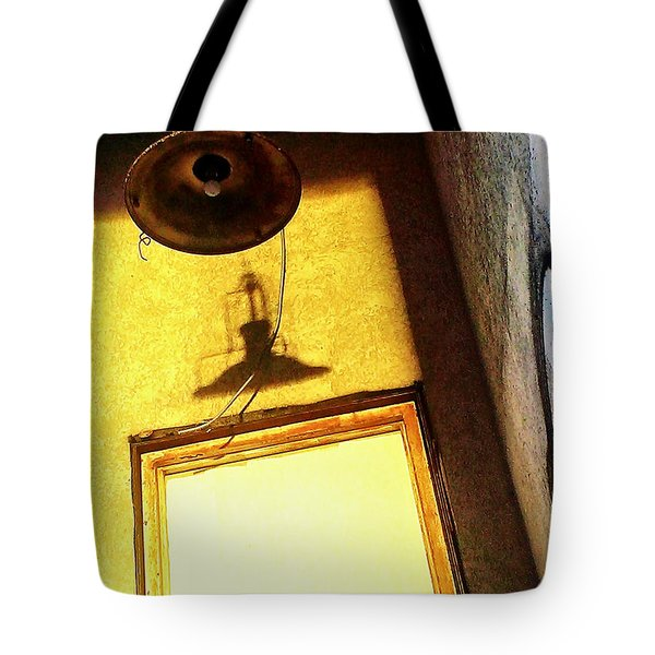 Back Of House Tote Bag by James Aiken
