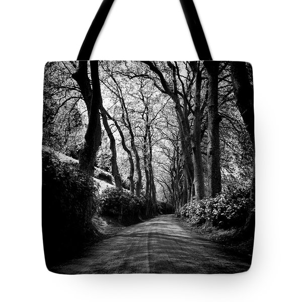 Back Road East 2 Tote Bag