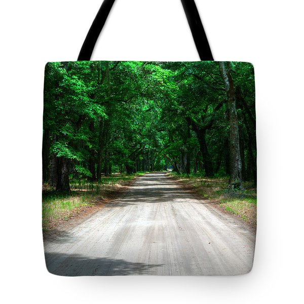 Back Roads Of South Carolina Tote Bag
