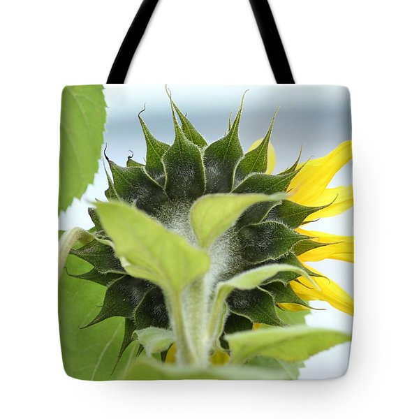 Rear View Image Tote Bag by E Faithe Lester