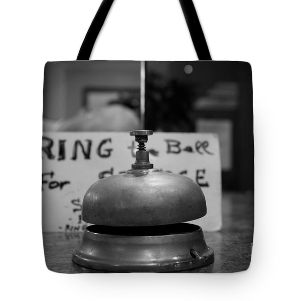 Back Soon -  Maybe Tote Bag