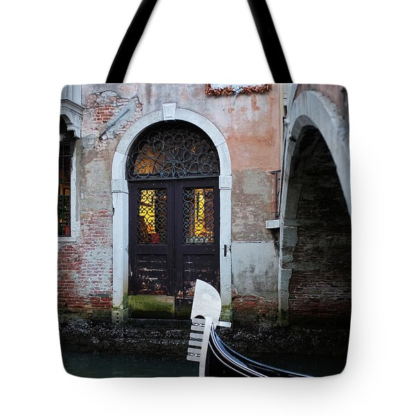 Back Through Time Tote Bag