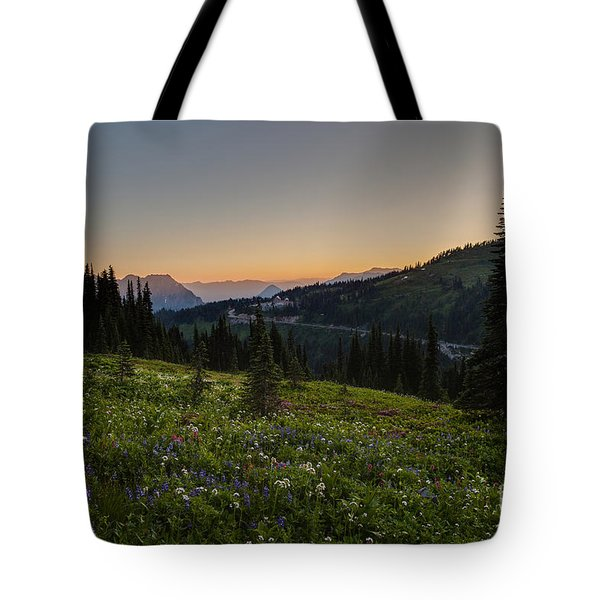 Back To Paradise Tote Bag