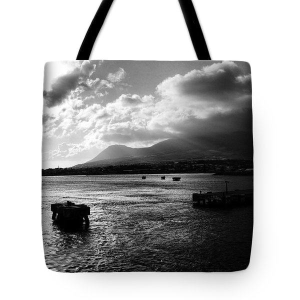 Back To Sea Tote Bag