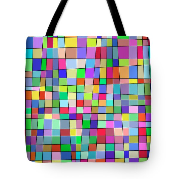 Back To Square One Tote Bag