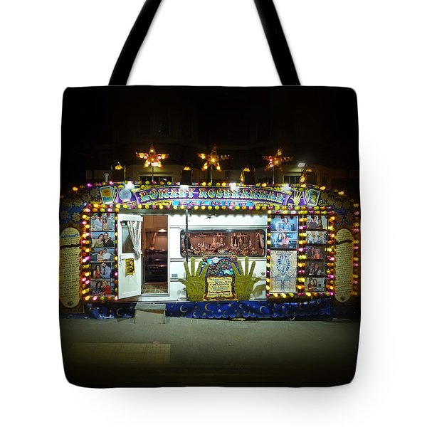 Back To The Fortune Tote Bag