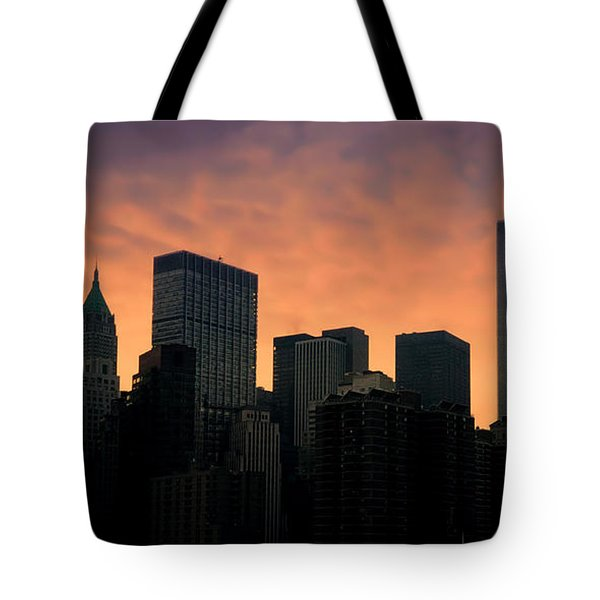 Backlit Tote Bag by Joann Vitali