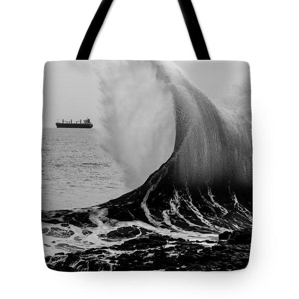 Backwash Tote Bag