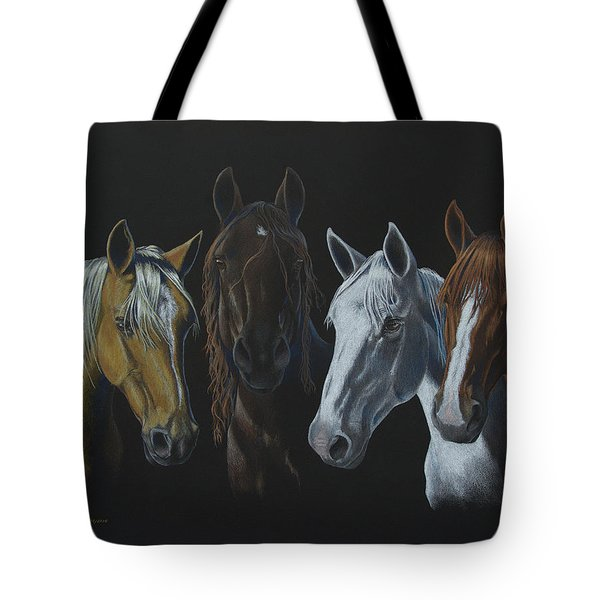 Bad Boys Of Horsefeathers Farm Tote Bag