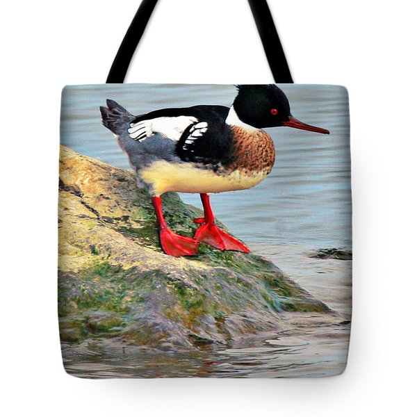 Bad Hair Day Tote Bag by Richard Engelbrecht
