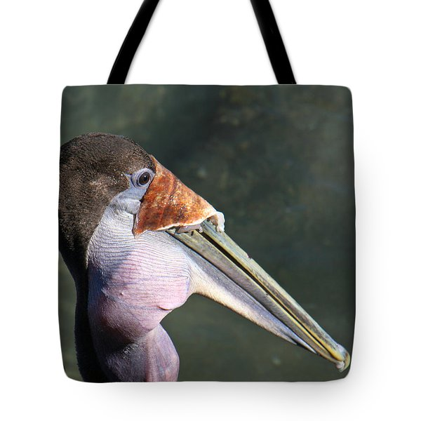 Tote Bag featuring the photograph Bad Lunch Day by Bob and Jan Shriner