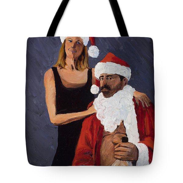Bad Santa II Tote Bag
