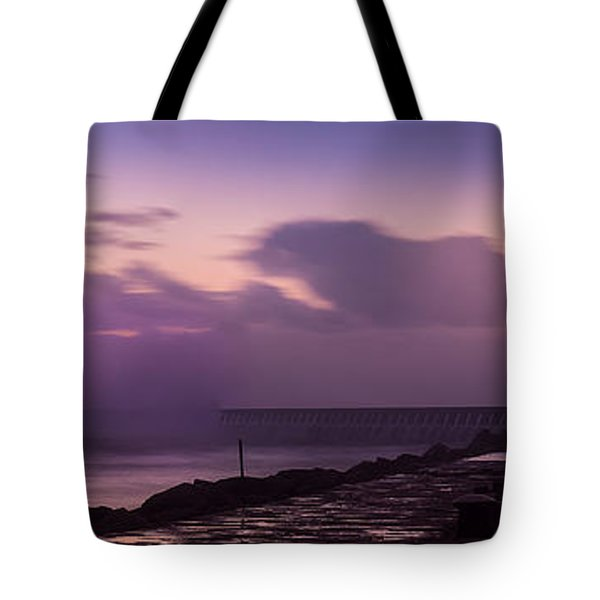Bad Weather In Oporto 2014 Tote Bag