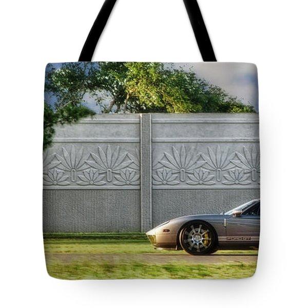 Badass Petunia Tote Bag