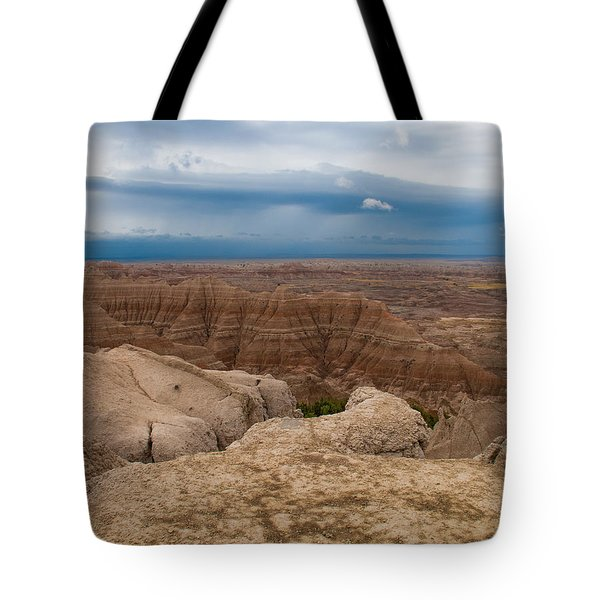 Badlands South Dakota Tote Bag