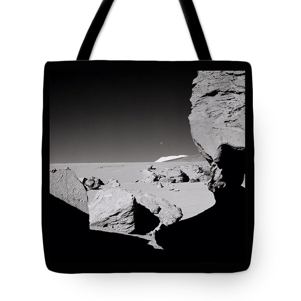 The Earth Tote Bag by Shaun Higson