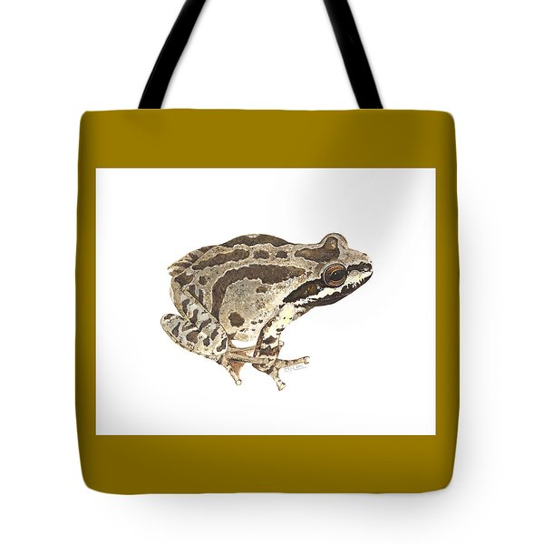 Baja California Treefrog Tote Bag