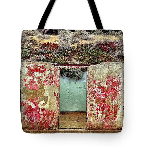 Baker Beach Tote Bag