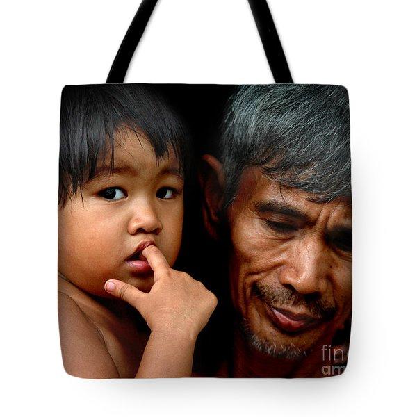Baker's Daughter Tote Bag