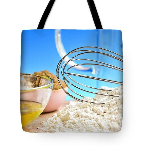 Baking Tote Bag by Elena Elisseeva