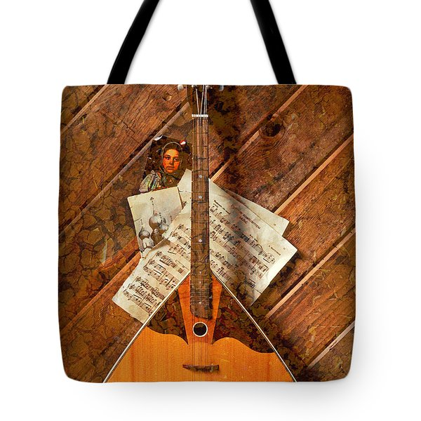 Balalaika Tote Bag by Garry Gay