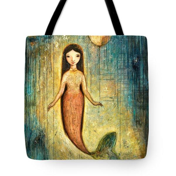Balance Tote Bag by Shijun Munns