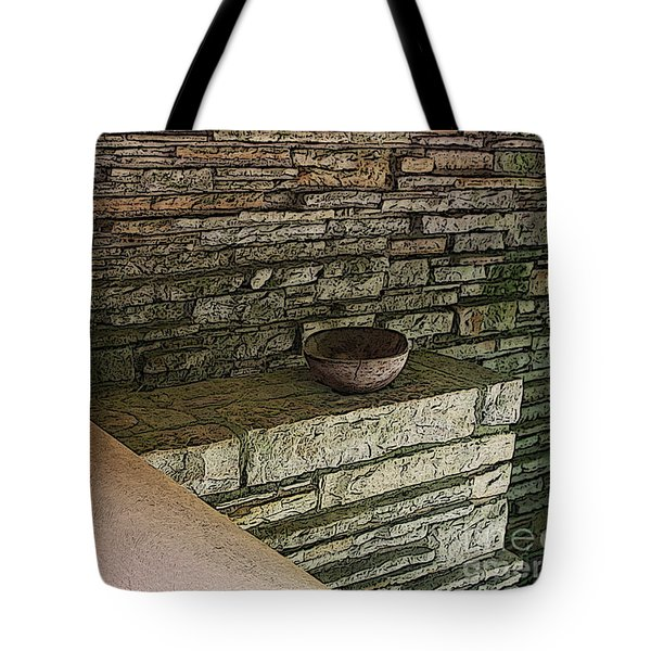 Balance Tote Bag by Yvonne Wright