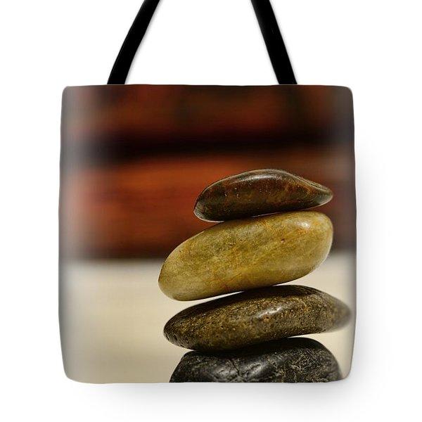 Balanced Tote Bag by Paul Ward