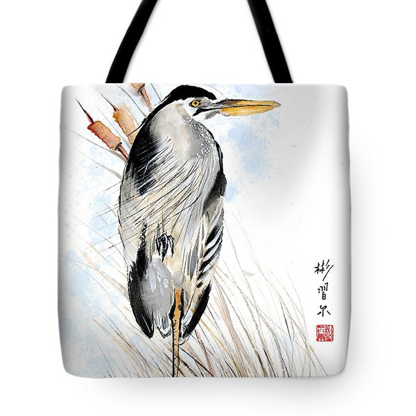 Balanced Perspective Tote Bag