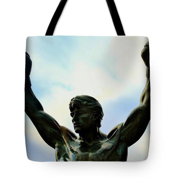 Balboa Tote Bag by Benjamin Yeager