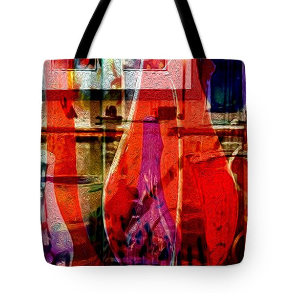 Balboa Glasslight Tote Bag