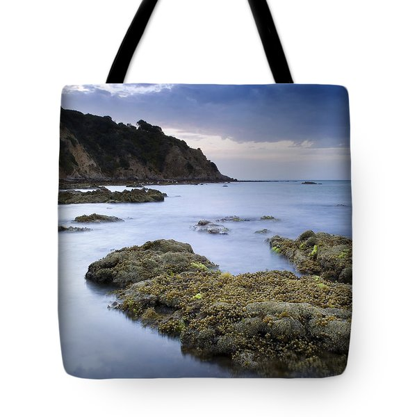 Balcombe Point Mount Martha Tote Bag by Tim Hester