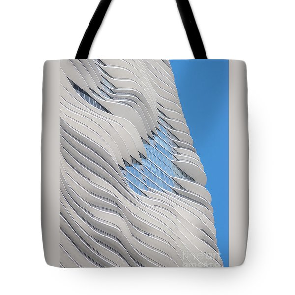 Balconies Tote Bag by Ann Horn