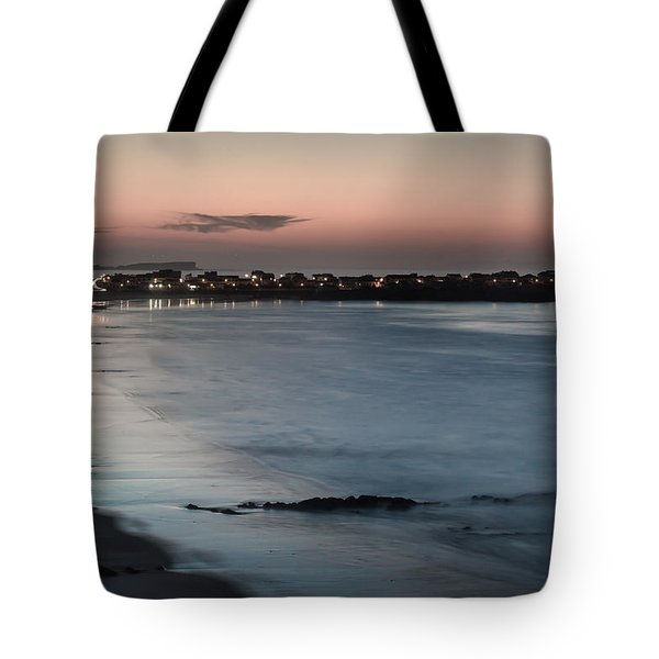 Tote Bag featuring the photograph Baleal by Edgar Laureano