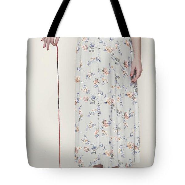 Ball Of Wool Tote Bag by Joana Kruse