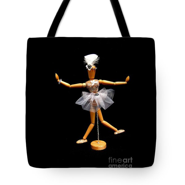Ballet Act 2 Tote Bag
