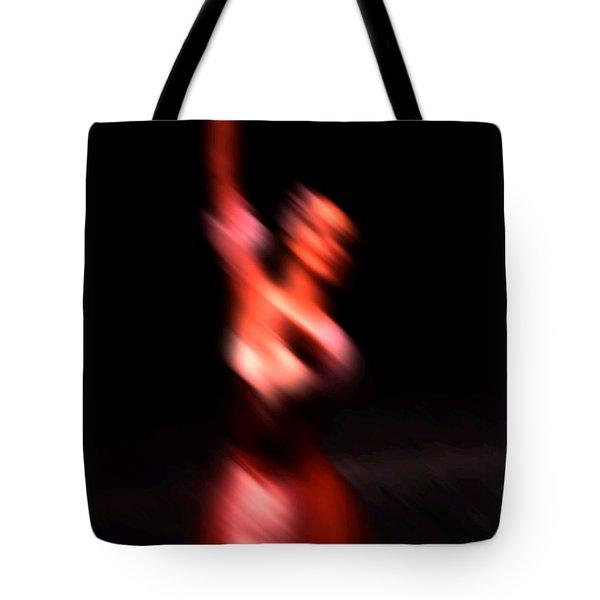Ballet Blur 4 Tote Bag