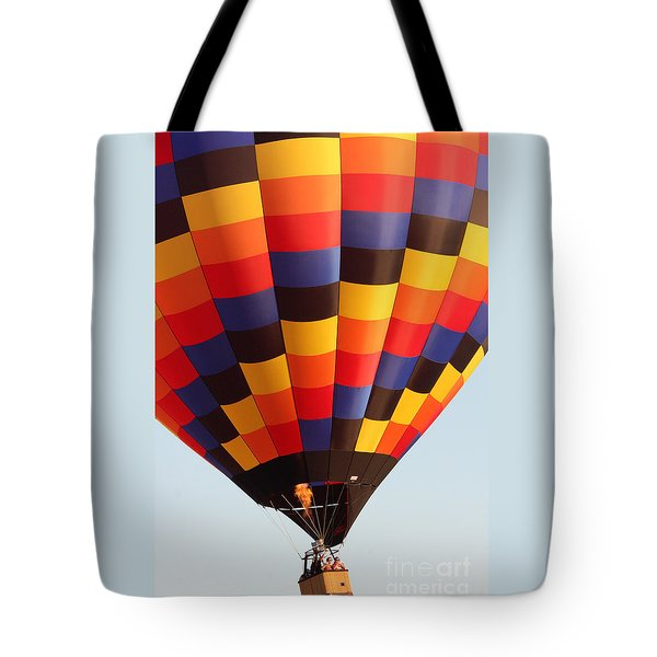 Balloon-color-7277 Tote Bag by Gary Gingrich Galleries
