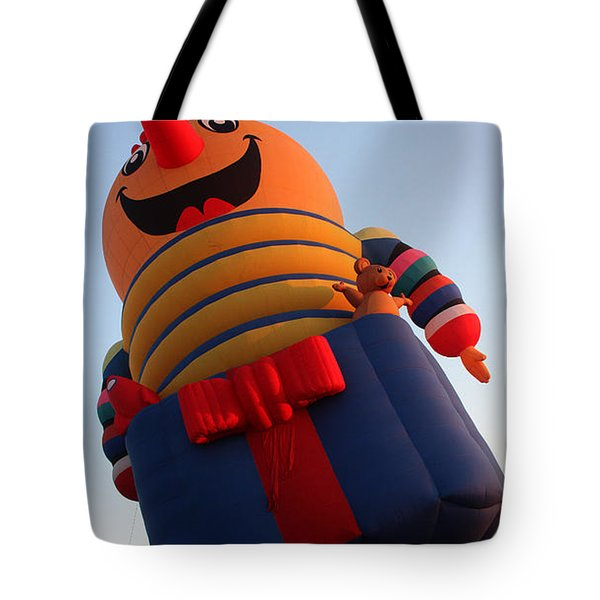 Balloon-jack-7660 Tote Bag by Gary Gingrich Galleries