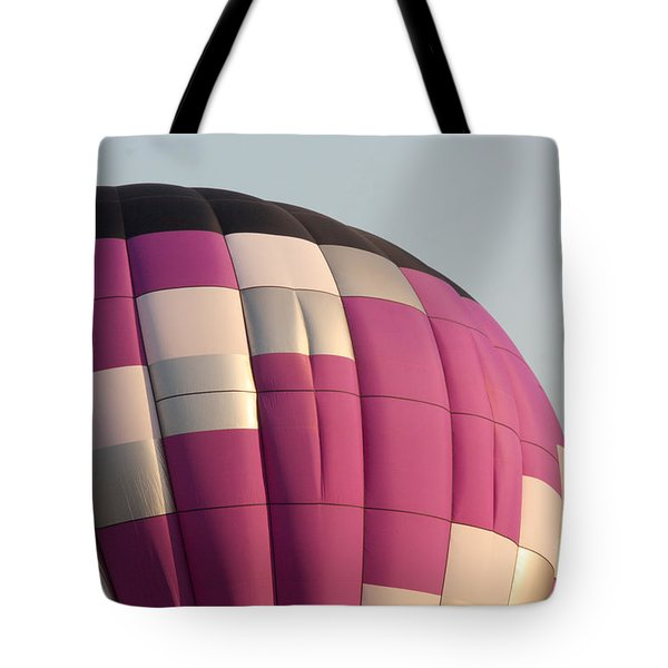 Balloon-purple-7457 Tote Bag by Gary Gingrich Galleries