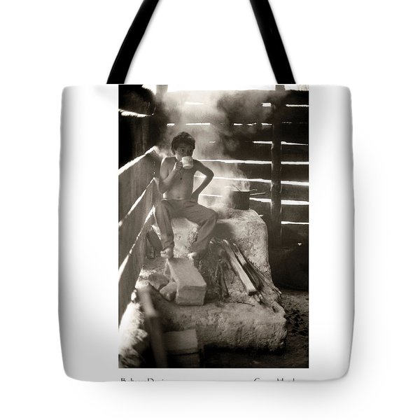 Baltazar Dominguez Tote Bag