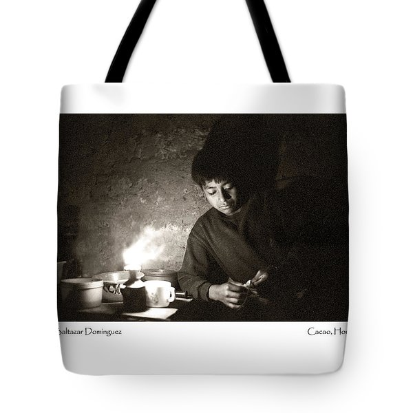 Baltazar Reading Tote Bag