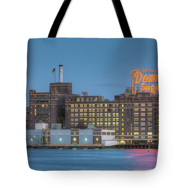 Baltimore Domino Sugars Plant I Tote Bag