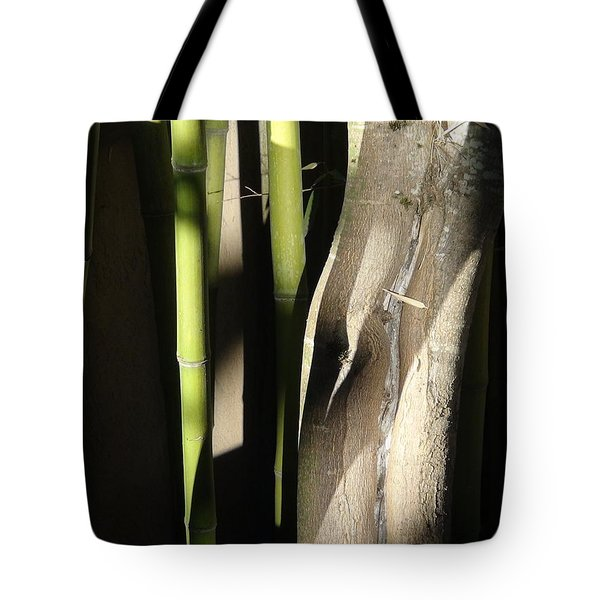Bam  Boo  Tote Bag by Shawn Marlow