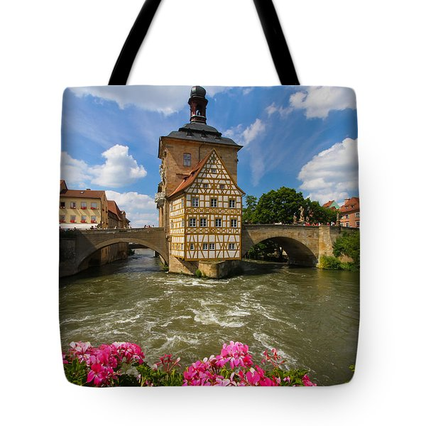 Bamberg Bridge Tote Bag