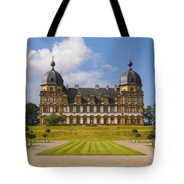 Bamberg Castle - Germany Tote Bag by Gary Grayson