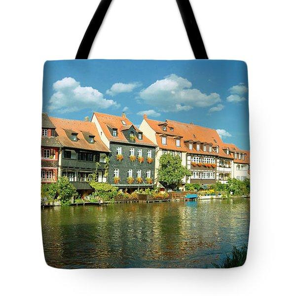 Bamberg Little Venice 1 Tote Bag by Rudi Prott