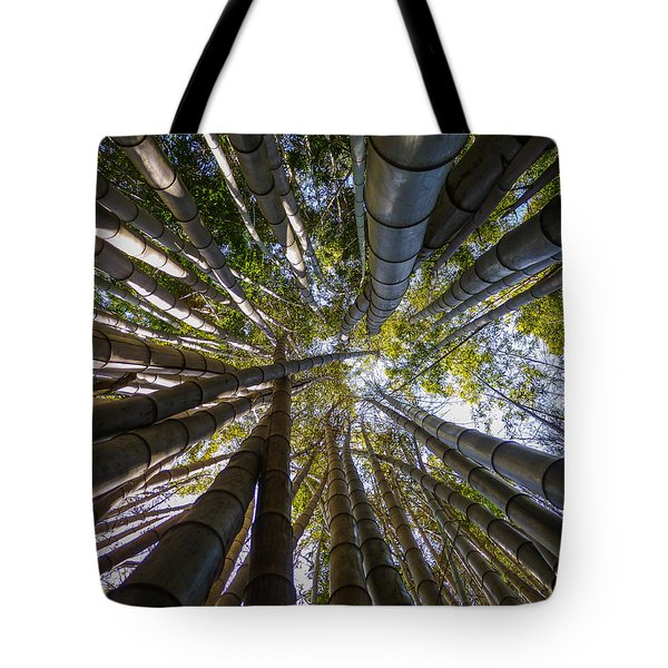 Bamboo Jungle Tote Bag