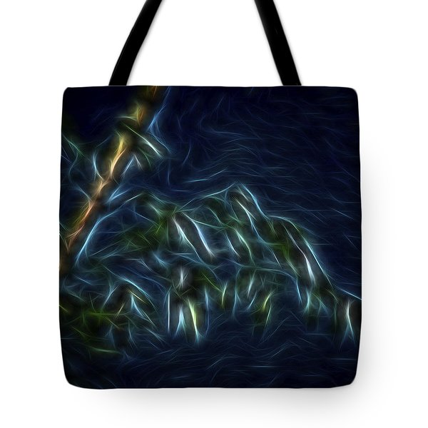 Bamboo Wind 2 Tote Bag