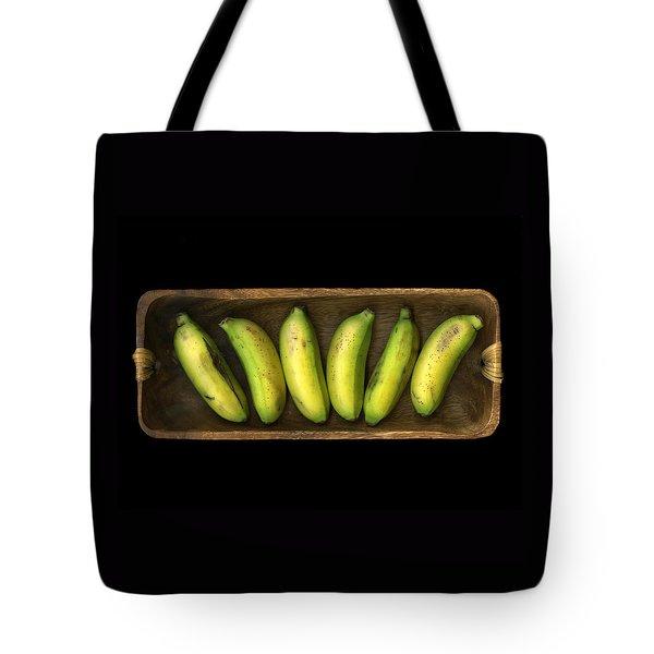 Banana Boat Tote Bag